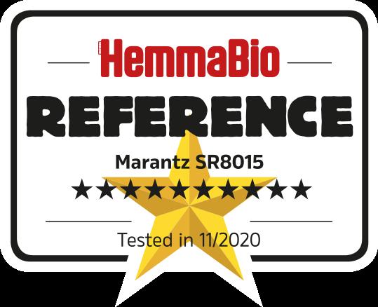 Marantz SR8015 Hemmabio reference