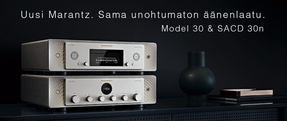 Marantz Model 30 & SACD30n