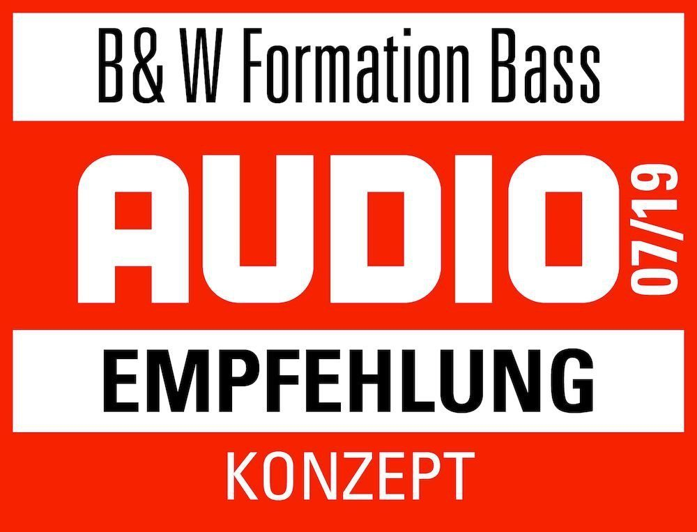 Bowers & Wilkins Formation Bass Awards